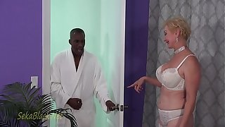 Seka's Seduction Of The brush Trainer