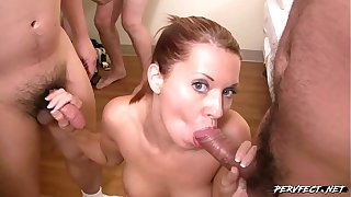 Turning a housewife earn a whore
