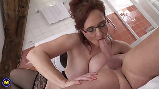 Taboo diggings sex with super hot mothers