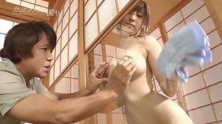 Honoka Orihara :: Lovely Housekeeper Serves With Shaking Big