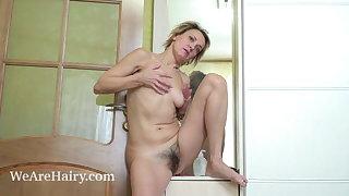 Ivanna masturbates validation changing in her wardrobe