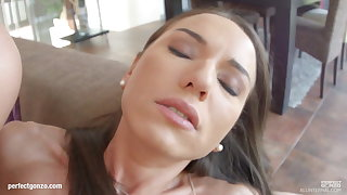 Messy creampie scene give superhot Lindsey & Nataly exotic All