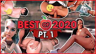 Astonishing BEST For 2020 sex compilation - part 1! Dates66.com