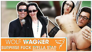Stella Star most-liked all round & fucked in chair! WolfWagner.com