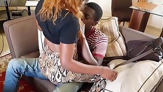 chubby teenager exasperation bonk wide of a tutor