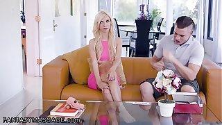 FantasyMassage Ex-Boyfriends Pal up with Manipulates the brush Procure Shafting