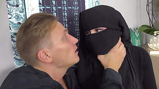 Lonely Muslim has mating with caring friend