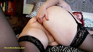 Invitation for anal coition from this huge tits wife