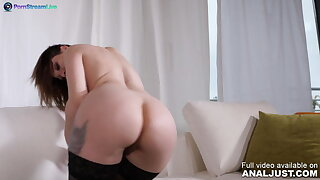 Luna Melba off out of one's mind Anal Just in all directions Stunning Luna Melba fucked on the brush