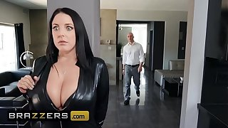 Heavy Butts Willy-nilly Heavy - (Angela White,  Zach Wild) - Busting Mainly Someone's skin Robber - Brazzers