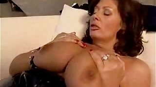Sarah Beattie - British MILF Interracial Anal