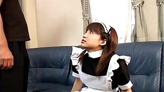 Japanese teen upper case a hot blowjob Wench stuffed