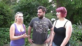 Gina Shipwreck throw off - Stefan und Melanie