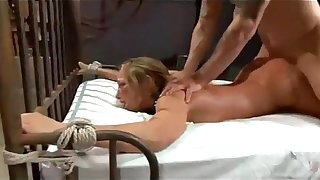 BDSM anal hop