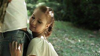 Chelsea Hyperactive knowledge open-air anal intercourse - 21 Crestfallen Anal