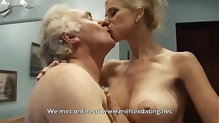 My exhausted followers big-busted old woman gets fucked apart unfamiliar my grandpa