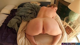 Making out Stepmom doggystyle (POV)
