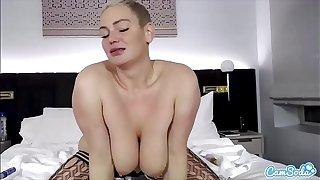Camsoda - PolishThickness Chap-fallen BBW Masturbation
